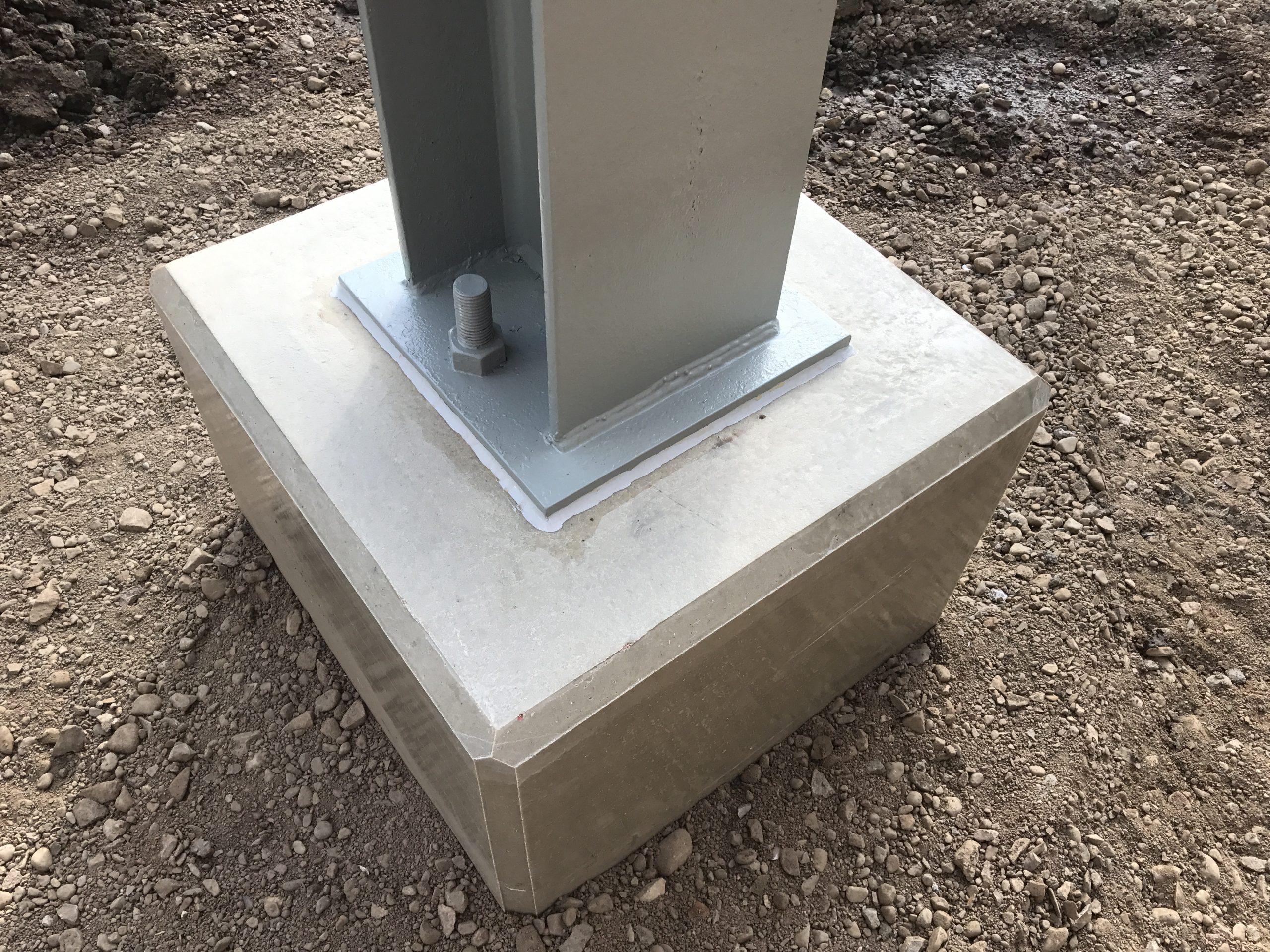 Concrete Pile Cap Repaired.JPG