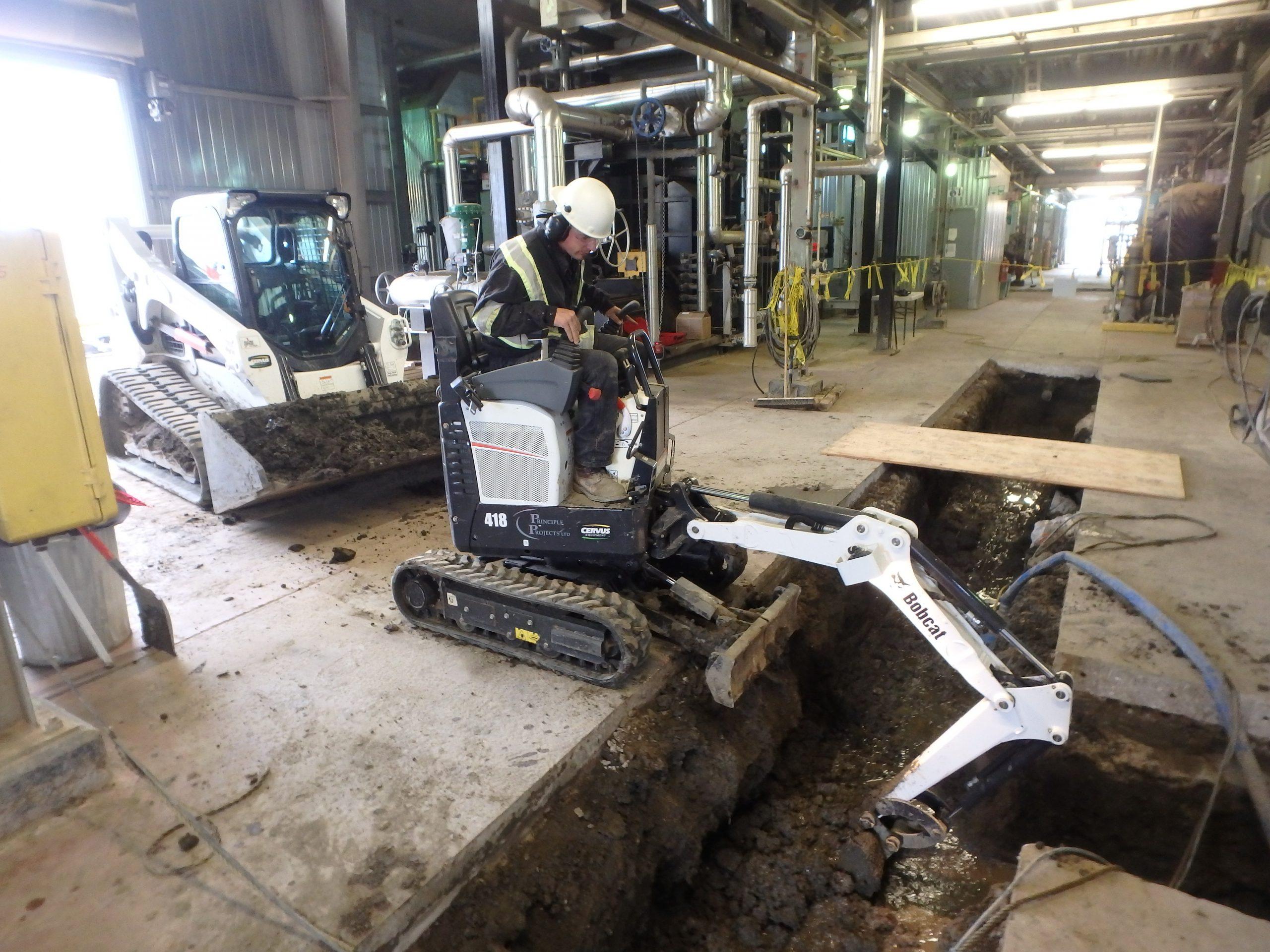 Prinicple Projects Excavating